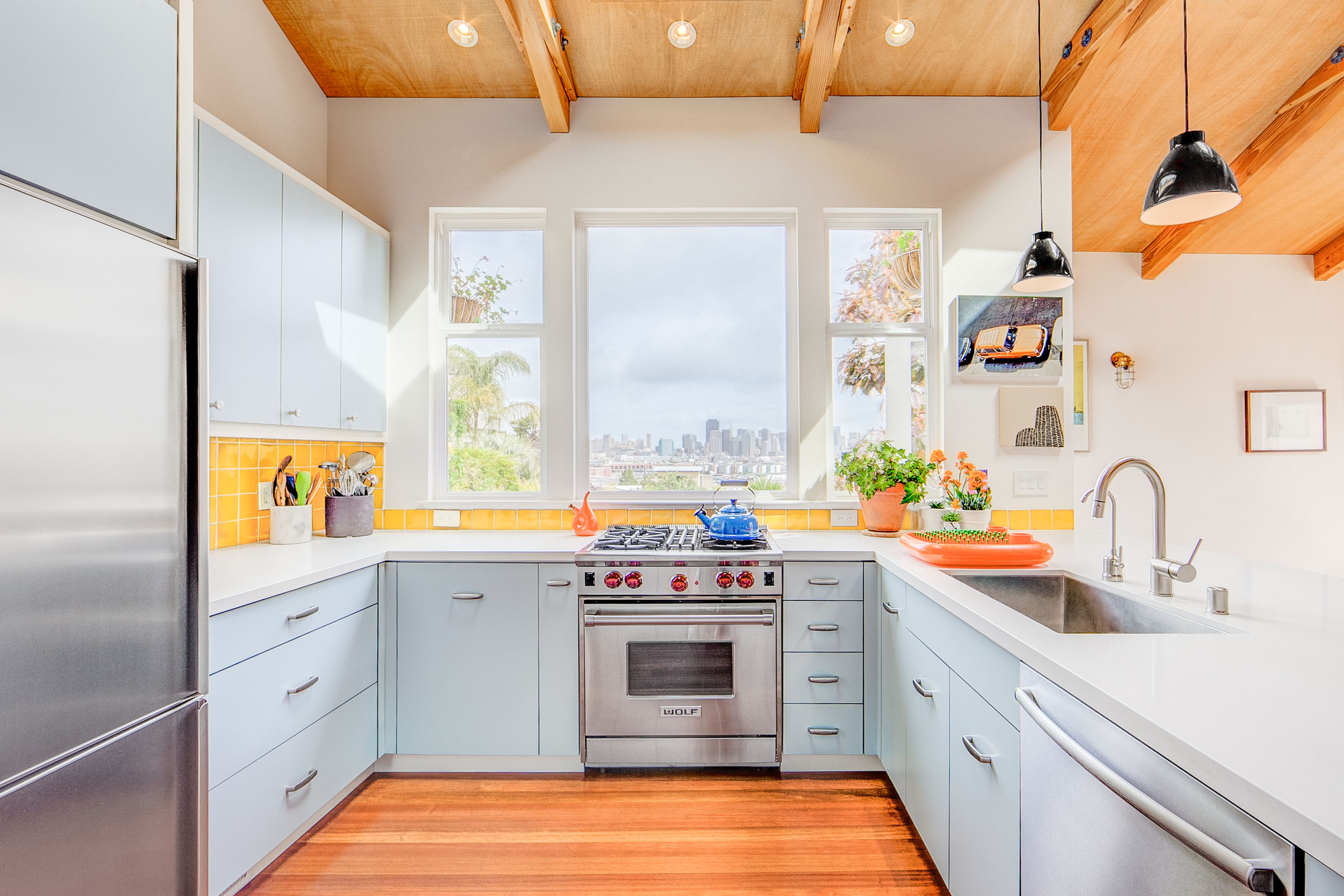 Potrero Hill kitchen remodel